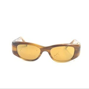 Oliver Peoples Maffit Sye Brown Sunglasses Frames